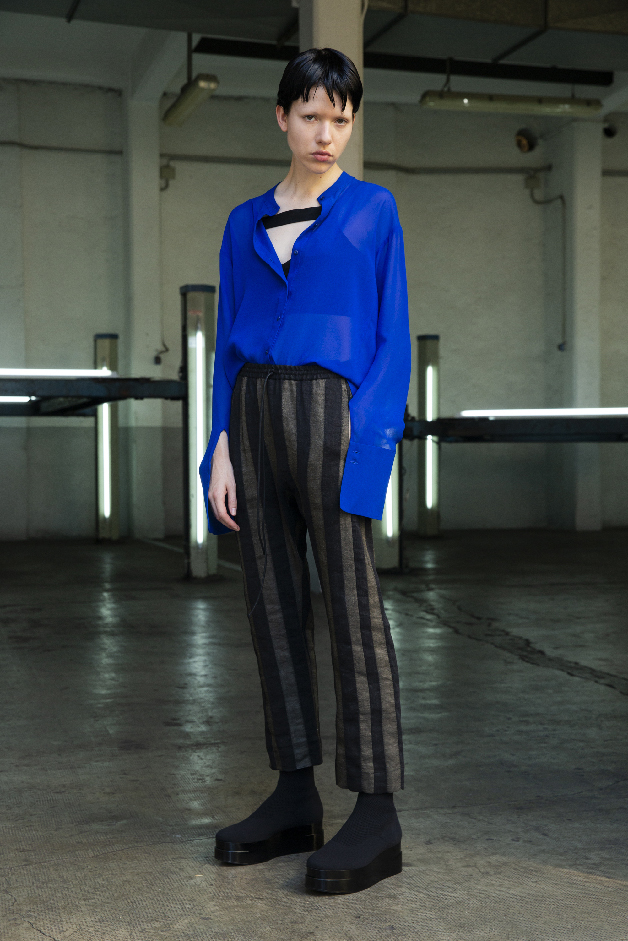 blouse - top - pants - spring summer 2019 collection