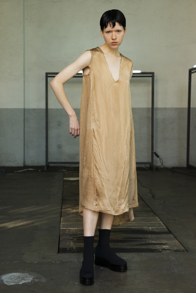 dress - spring summer 2019 collection