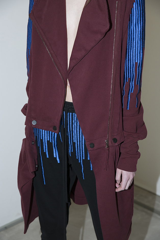 ROQUE FALL WINTER COLLECTION 2017 COAT