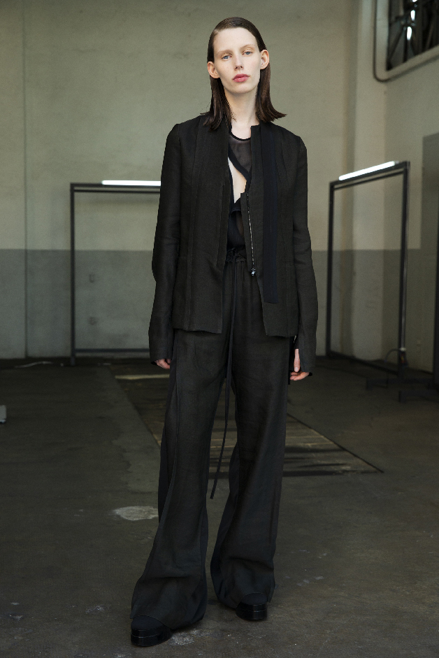 jacket - blouse - pants - spring summer 2019 collection