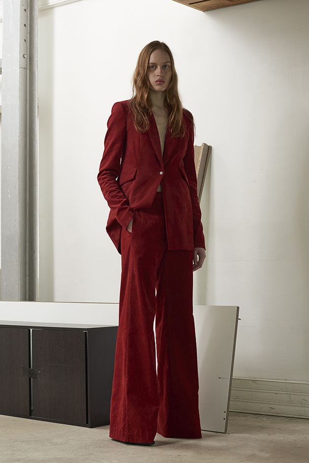 ILARIA NISTRI FALL WINTER 2016 COLLECTION blazer pants