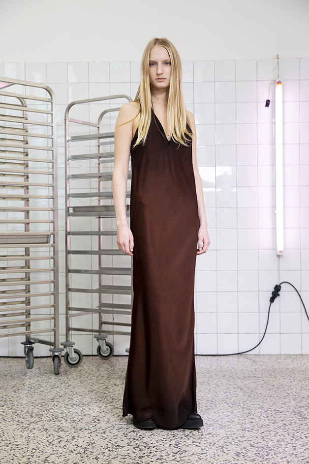 long dress - ilaria nistri roque fall winter 2019 collection