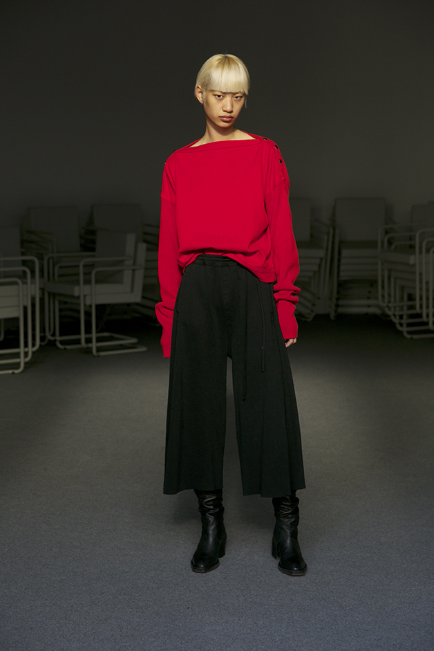 SWEATER - PANTS - ROQUE FALL WINTER 2018 COLLECTION