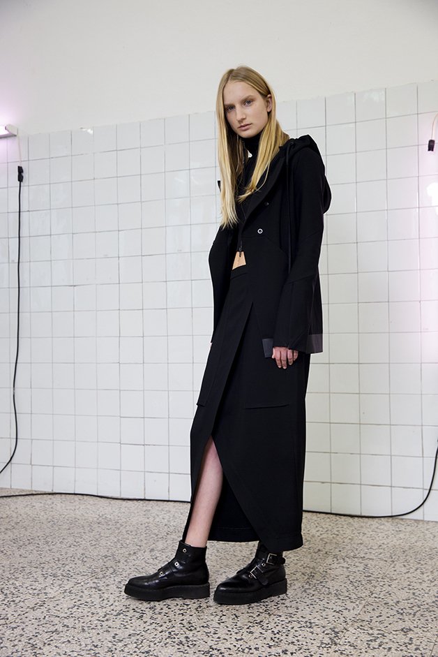 blazer - top - skirt - ilaria nistri roque fall winter 2019 collection
