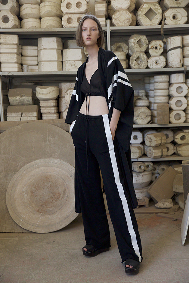 kimono - top - pants - roque spring summer 2019 collection