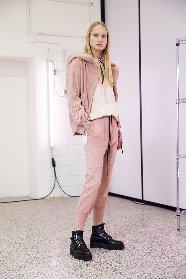 cardigan - blouse - pants - ilaria nistri roque fall winter 2019 collection