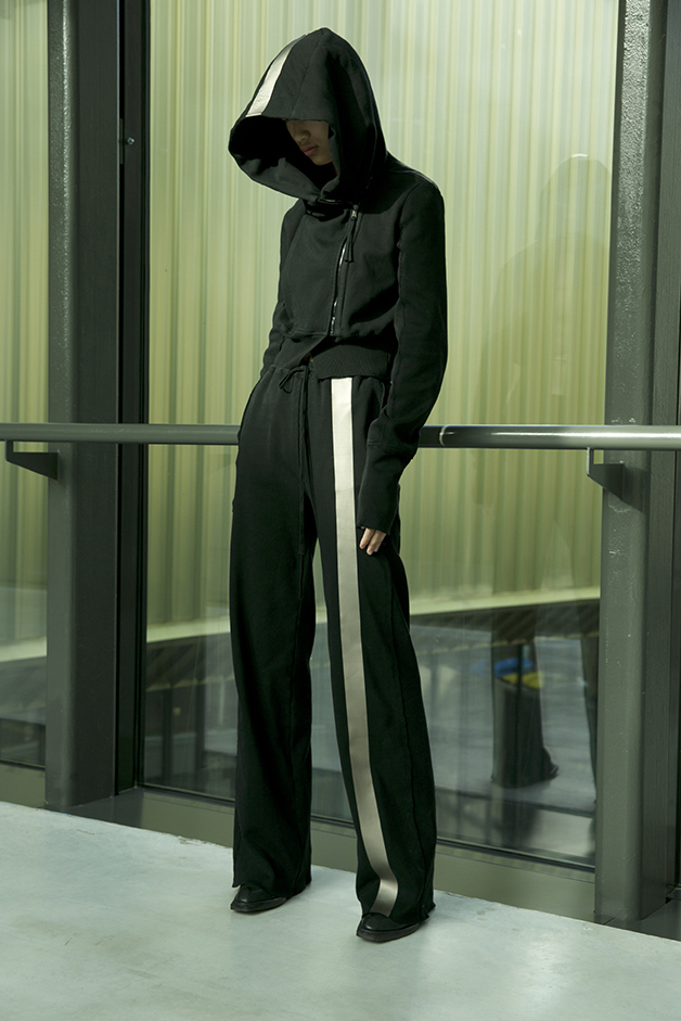 CARDIGAN - PANTS - ROQUE FALL WINTER 2018 COLLECTION